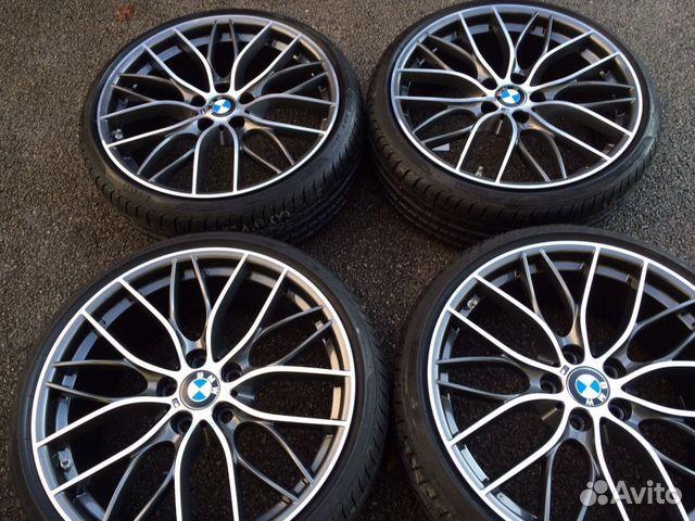 Bmw M3 F30 Performance R20 оригинальные колеса