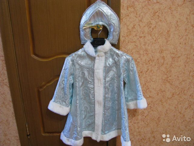 купить костюм снегурочки на авито в новокузнецке