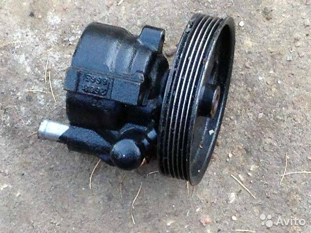 renault symbol гидроусилитель ремонт
