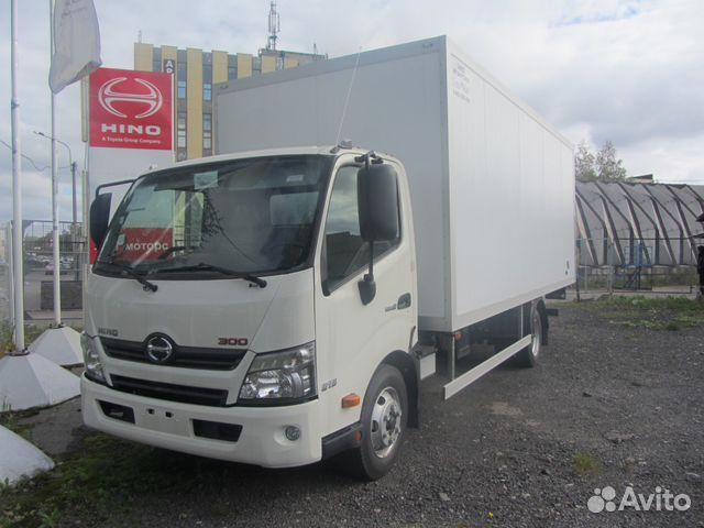 000f005a80b9f Hino(Хино) 300 Toyota изотермический 5 тонн купить в Санкт ...