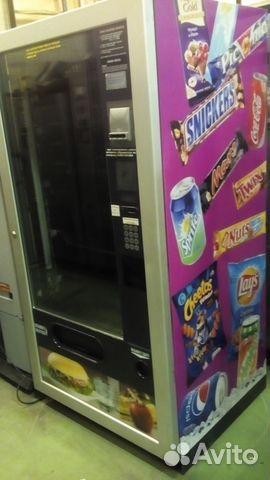 Снековый автомат купить бу