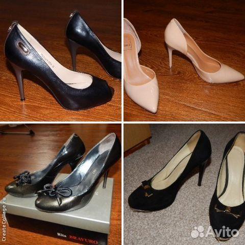 b12491358 Фирменные туфли и босоножки р. 38 купить в Томской области на Avito ...