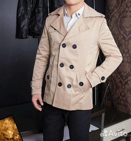 Burberry пальто мужское новое  65ff1171329dd
