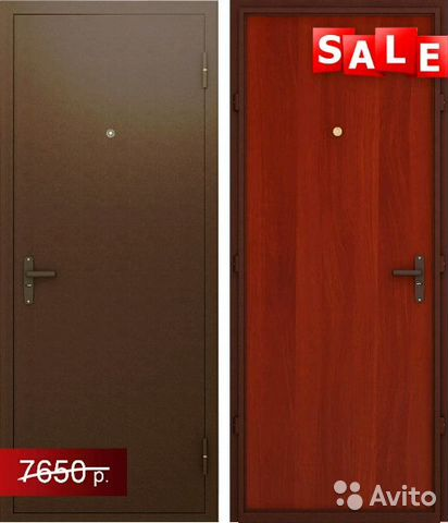 двери металлические входные специальные