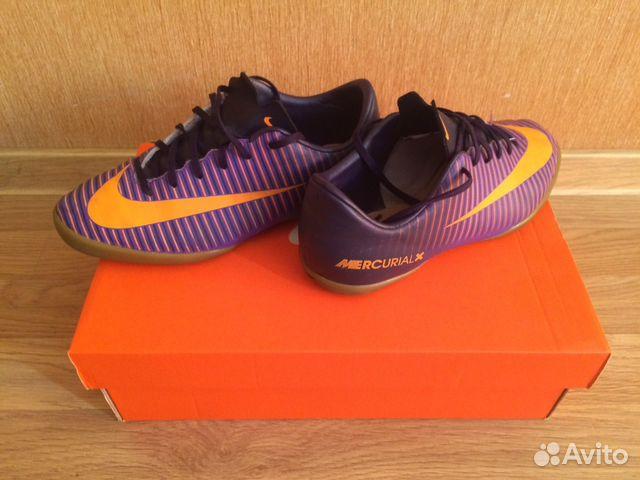 2a048f68 Оригинальные бутсы-футзалки Nike купить в Московской области на ...