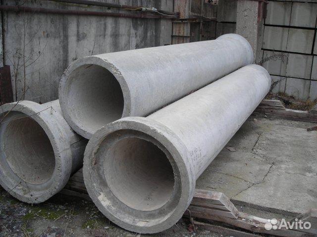 Железобетонная труба 500 мм выпуск жби