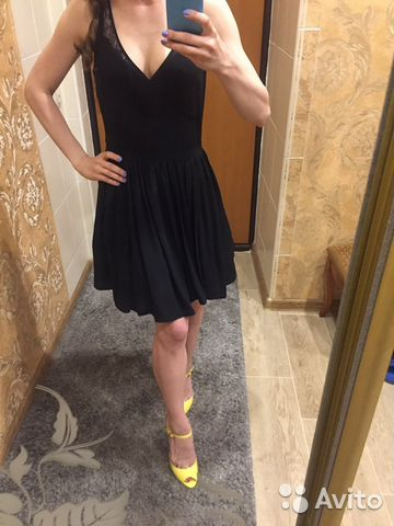 433948b520c Маленькое чёрное платье oasis купить в Москве на Avito — Объявления ...