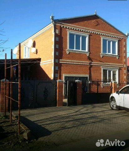 Дом 173 м² на участке 4 сот. 89618592315 купить 1