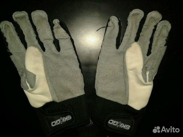 Лыжные перчатки для соревнований 89536859393 купить 2