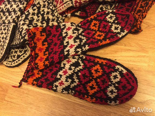 ba87b7f8d4927 Джурабы, шерстяные носки купить в Санкт-Петербурге на Avito ...