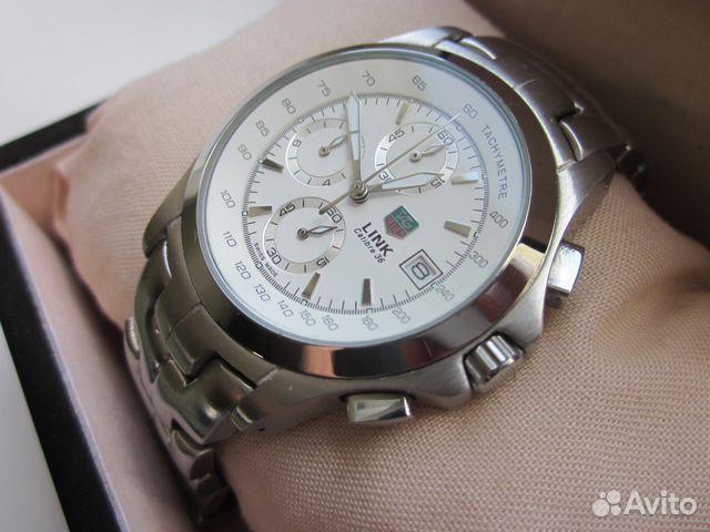 89525003388 Мужские наручные часы Tag Heuer Chronograph