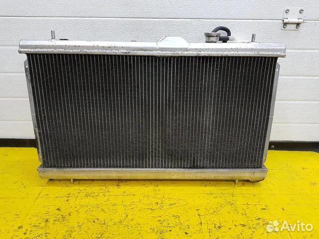 89625003353 Радиатор Blitz (алюминий) Subaru Legacy, EJ20