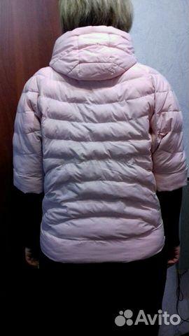 Куртка на синтепоне 50-52р 89507430982 купить 1