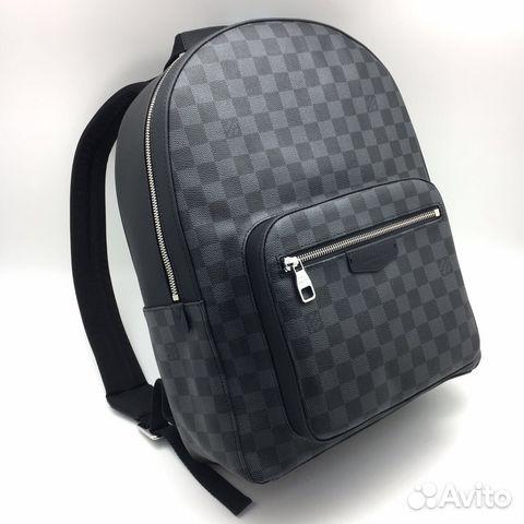 ea6b19865629 Louis Vuitton рюкзак josh купить в Москве на Avito — Объявления на ...