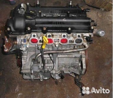 Двигатель KIA Ceed II 1 6 cvvt G4FG  G4FD