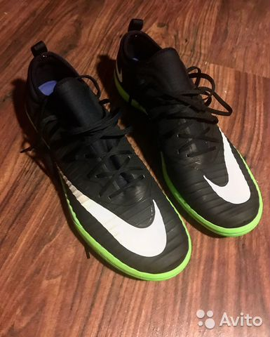 2b3ff1c9 Бутсы Nike Mercurial для зала купить в Москве на Avito — Объявления ...
