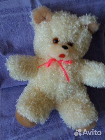 Мишка- мягкая игрушка
