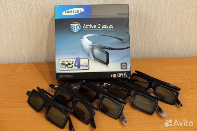 3D очки SAMSUNG 89005647771 купить 2