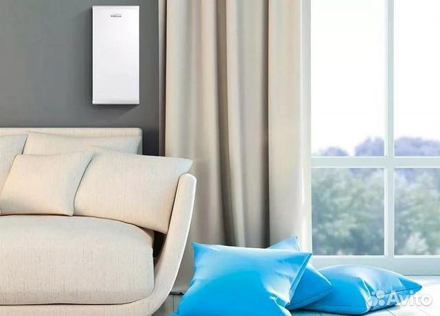 Приточно вытяжная вентиляция Vakio 89065900001 купить 7