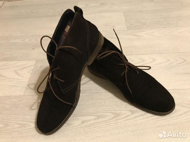 Ботинки Tommy Hilfiger  929152109e775