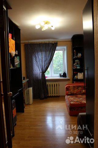 Продается трехкомнатная квартира за 4 300 000 рублей. Дедовск, городской округ Истра, Московская область, Спортивная улица, 6.
