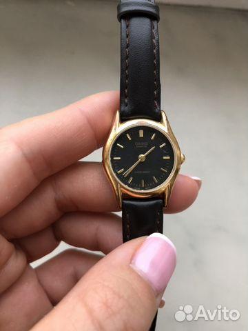 часы Casio женские ремешок для часов купить в москве на Avito