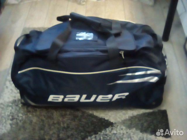 c796f874bfdb Хоккейная сумка-баул на колесах bauer | Festima.Ru - Мониторинг ...