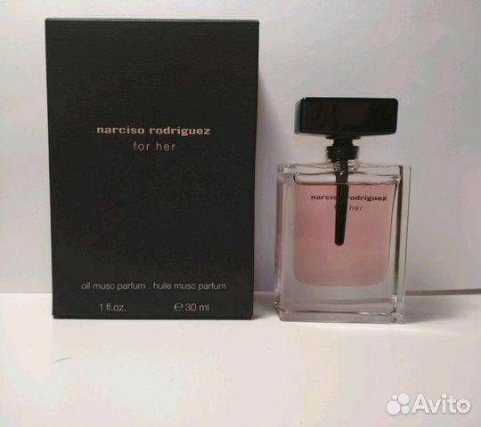 Narciso Rodriguez Oil Musc Parfume масло Festimaru мониторинг
