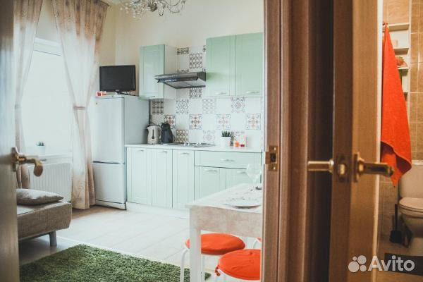 Продается однокомнатная квартира за 2 200 000 рублей. Петрозаводск, Республика Карелия, улица Энтузиастов, 17.