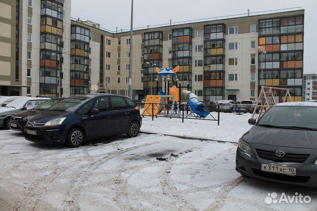 Продается двухкомнатная квартира за 3 170 000 рублей. г Петрозаводск, р-н Древлянка, Скандинавский проезд, д 6А.