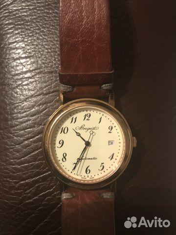 8fd2d32b Часы, мужские, стильные, наручные « Breguet» | Festima.Ru ...