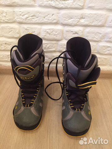 Ботинки для сноуборда размер 40,5 купить в Ивановской области на ... 1caa569b4ab