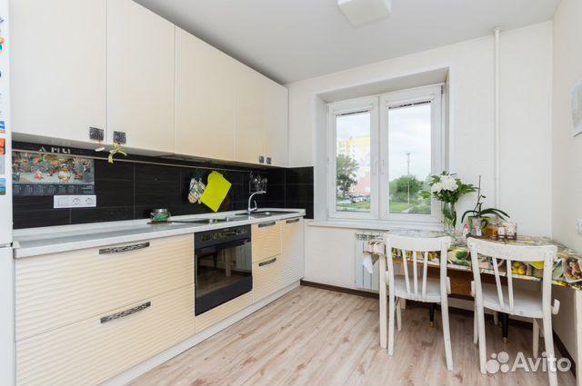 Продается четырехкомнатная квартира за 2 550 000 рублей. Челябинск, улица Хохрякова, 2.
