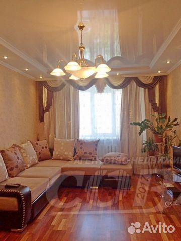 Продается трехкомнатная квартира за 6 000 000 рублей. Тюменская обл, г Тюмень, ул Пермякова, д 70.