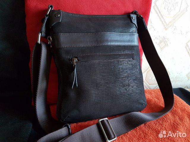 Мужская кожаная сумка (HandMade, 24 27 см)   Festima.Ru - Мониторинг ... 11beb39ffdd