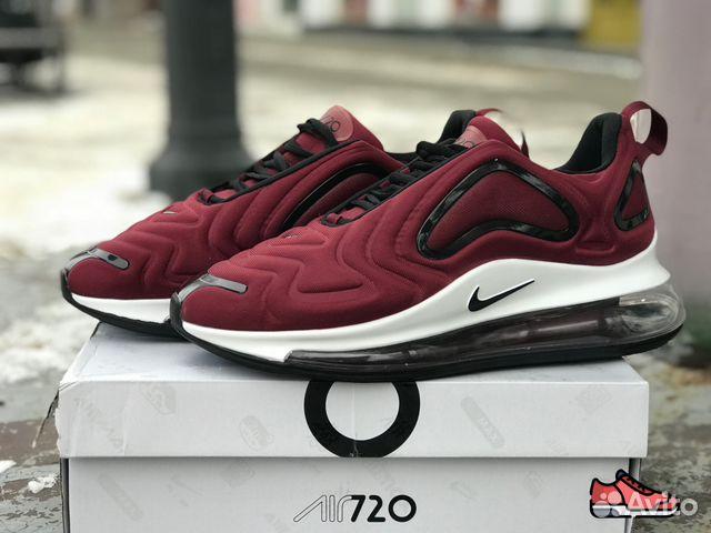 Кроссовки Nike Air Max 720 Red 41 р-р   Festima.Ru - Мониторинг ... 6229f8aef42