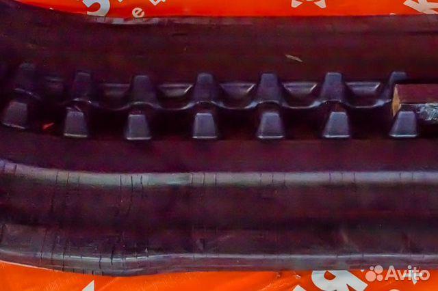 Резиновая гусеница 450x86x55 (D) Азия-Трак