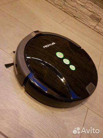 Робот пылесос Rovus S560