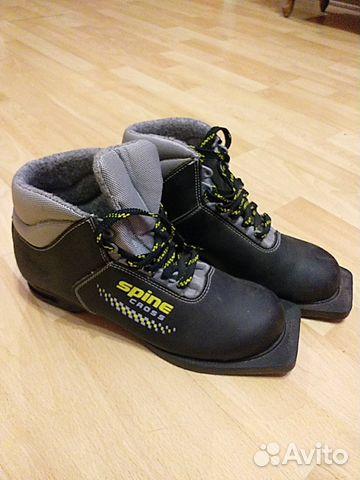 Лыжные ботинки купить в Свердловской области на Avito — Объявления ... 1deefb8be6a