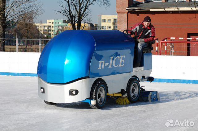efc3e5e077b4e Услуги - Ледозаливочная машина N-Ice 1200 в аренду (машина в Санкт ...