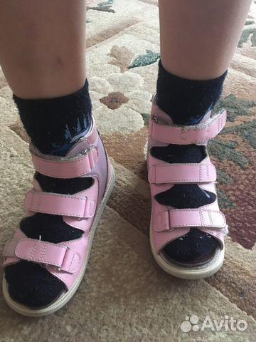 6ba5981d7 Ортопедическая обувь для девочки купить в Тамбовской области на ...