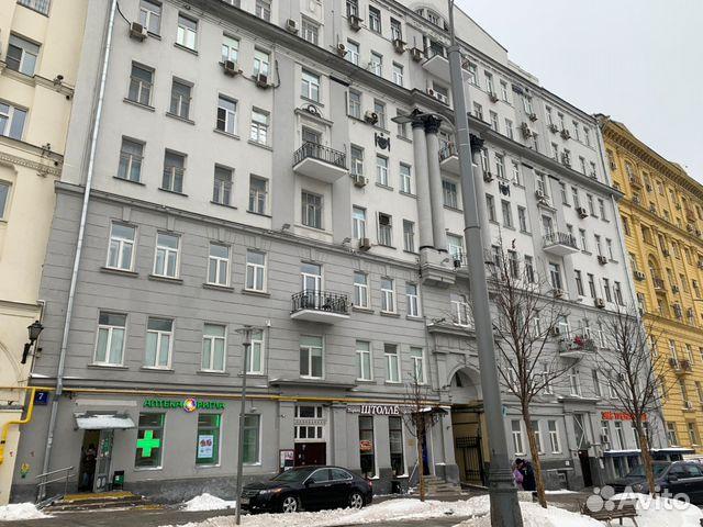 Продается недвижимость за 47 000 000 рублей. г Москва, ул Садовая-Самотёчная, д 7 стр 1.