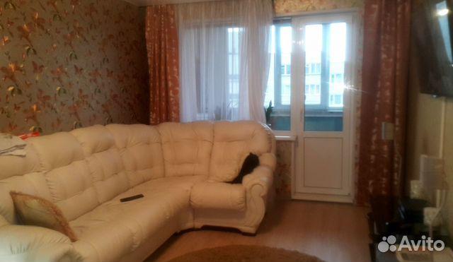 Продается трехкомнатная квартира за 2 900 000 рублей. Мурманск, Кольский проспект, 200.