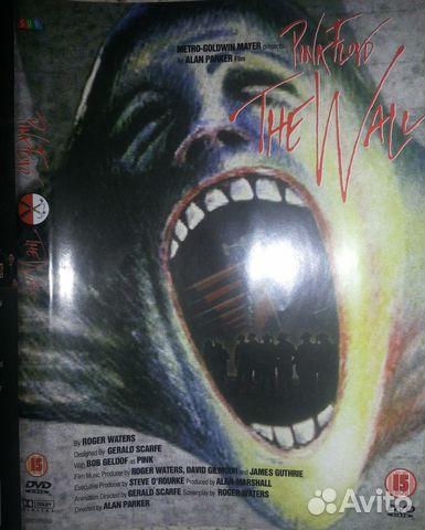 Муз.фильм на двд: Pink Floyd - The Wall 89276212499 купить 1
