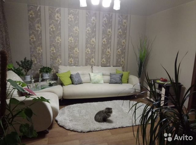 Продается трехкомнатная квартира за 4 450 000 рублей. г Барнаул, ул Малахова, д 138.