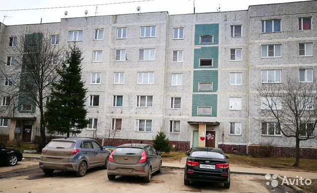 Продается однокомнатная квартира за 1 380 000 рублей. Московская обл, г Орехово-Зуево, поселок Верея, ул Центральная, д 9.