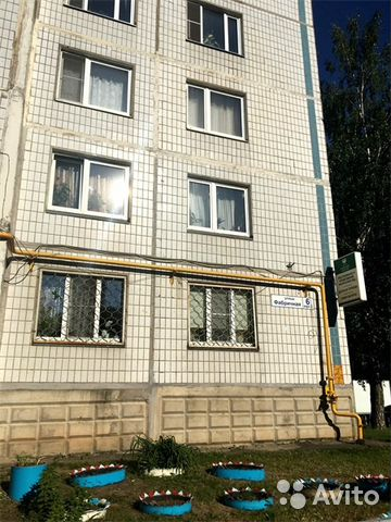 Продается двухкомнатная квартира за 4 200 000 рублей. Московская обл, г Мытищи, мкр Поселок Пироговский, ул Фабричная, д 6 к 3.