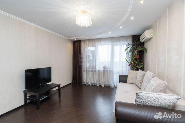Продается двухкомнатная квартира за 3 700 000 рублей. г Казань, ул Татарстан, д 64.