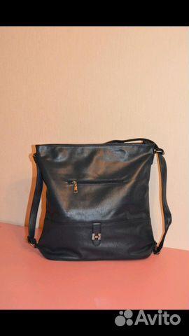 0035b702ad42 Сумка рюкзак новая | Festima.Ru - Мониторинг объявлений