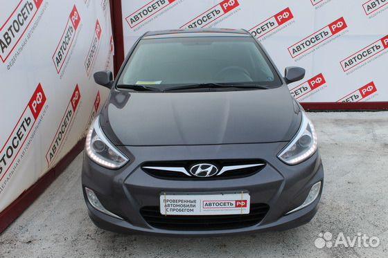 Купить Hyundai Solaris пробег 105 997.00 км 2013 год выпуска